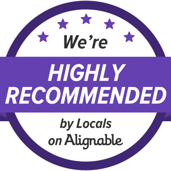 Alignable Highly Recommended Badge